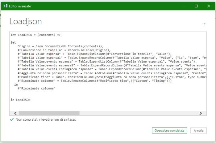 Import Multiple json File in Power Query | Power Blogger BI